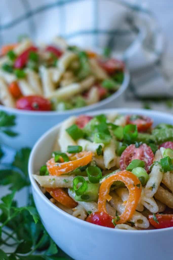 Salade de Pâte a L'Italienne